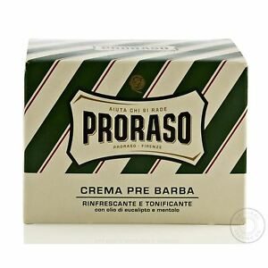 Proraso NEW Pre & Post Shave Cream Eucalyptus & Menthol - 300ml