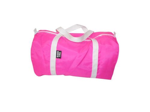 Sport gym bag,beach bag,Dome shape flat bottom most durable nylon U.S.A made.