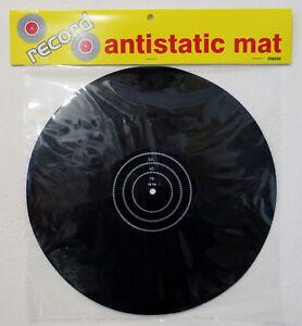 12 Quot Antistatic Turntable Mat Felt Carbon Fibre Vinyl