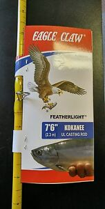 76-Eagle-Claw-Featherlite-Kokanee-Ultra-Light-Casting-Rod-4-8lb-Line-Weight