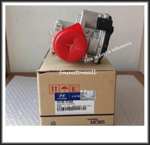 OEM GENUINE Throttle Body 351002F600 For KIA SPORTAGE  2.0L DOHC 2010~2015