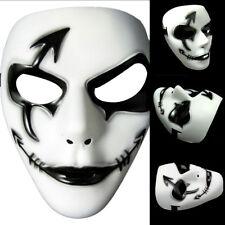 F903 Unisex Women Men Funny Cosplay Halloween Full Face Cover Face Mask Masks