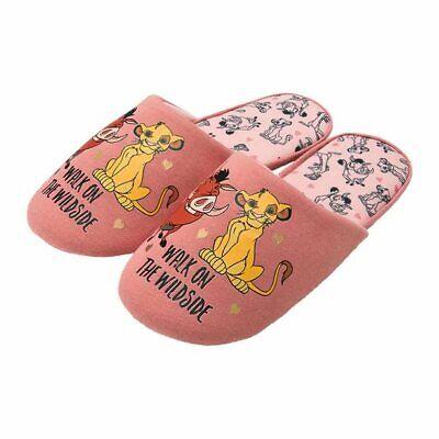 Avon Licensed Disney Lion King Slippers //// Pink Coral Simba Pumba //// Pick Size