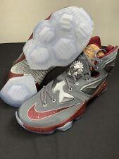 premium selection d812f 0b974 item 1 Nike LeBron XIII 13 Limited  Opening Night  Shoes Gray Garnet 823300  060 Sz. 10 -Nike LeBron XIII 13 Limited  Opening Night  Shoes Gray Garnet  823300 ...