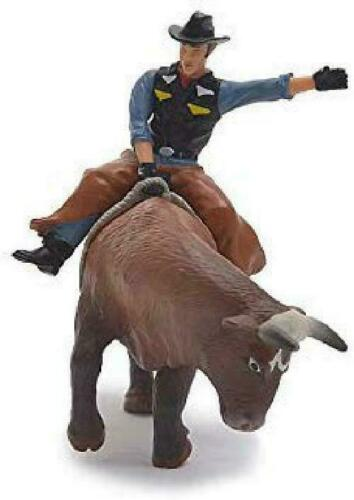 Bucking Bull Rider Little Buster Toys