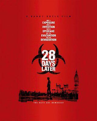 28 Days Later Movie 11x17 Mini Poster 28cm x43cm