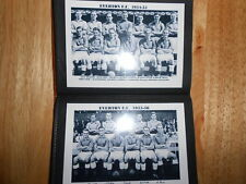 EVERTON FOOTBALL CLUB Photo Album (1950's) - AUTOGRAPHS