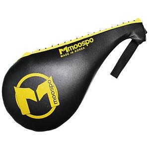 MMA Strike Shield Training Muay Thai Pad Kick Focu Target Boxing Punch Mitts
