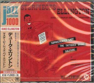 DUKE-ELLINGTON-MASTERPIECES-BY-ELLINGTON-JAPAN-CD-Ltd-Ed-B63