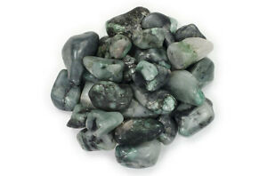 Details about 1 lb Wholesale Tumbled Emerald -