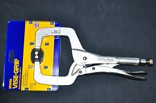 """Vise Grip 11R 11""""Locking C Clamp with """"Made in USA"""" Stamped on tools New & Rare"""
