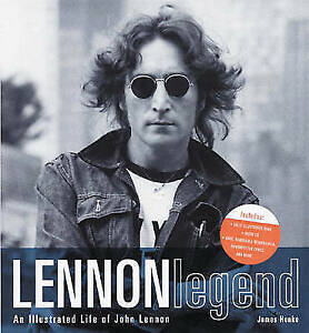 Lennon-Legend-An-Illustrated-Life-of-John-Lennon-by-Jim-Henke-Mixed-media-pro