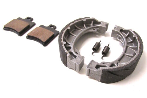 Bremsbelag Satz Bremsbacken /& Bremsklötze für Yamaha Jog R AC