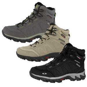 Details about Salomon Elbrus WP Men's Boots Winter Boots Snow Outdoor Leisure Various