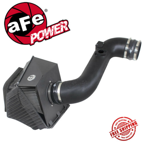 AFE Magnum Force Stage 2 Pro Dry Cold Air Intake 11-16 GM 2500 3500 6.6L Duramax