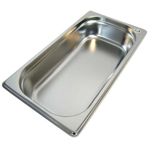 200 mm Tiefe günstig GN Behälter Gastronorm 1//3 Edelstahl 20 mm
