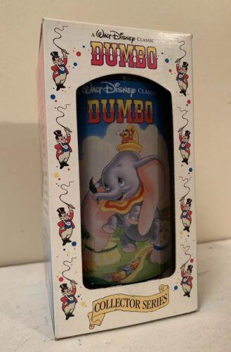 1994 Burger King Series New in Box Walt Disney Dumbo Plastic cup