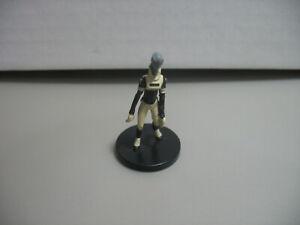 Star Wars Miniatures Universe Kaminoan Ascetic no card 20//60