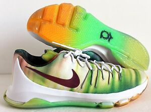 b490728ca48a Nike Men s KD 8 VIII iD Kevin Durant Multi-Color SZ 13  847645-902 ...