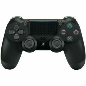 Sony Dualshock 4 V2 Controller joypad Wireless per PlayStation 4 - Nero nuovo