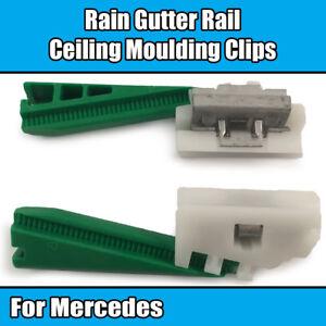 2016981260 2086900313 Roof Drip Molding Clip Retainer Mercedes Benz 2016980660