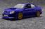 Welly-1-24-Subaru-Impreza-WRX-STI-Diecast-Model-Racing-Car-Blue-NEW-IN-BOX-Toy thumbnail 5