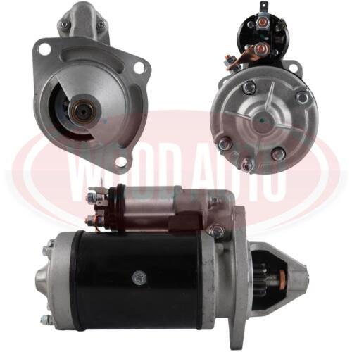 Motor De Arranque David Brown 990 995 996 1200 1210 1212 1290 K262746 LRS157 STR2502