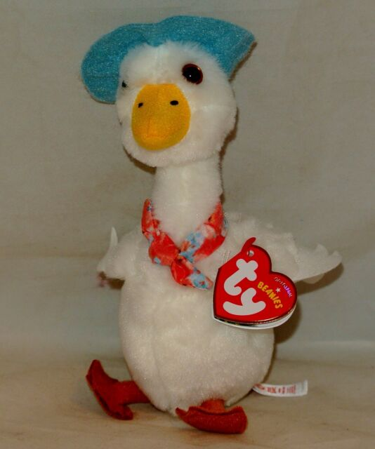 aed90bbc63b 2018 Ty Beanie Babies JEMIMA PUDDLE DUCK Peter Rabbit Movie 6
