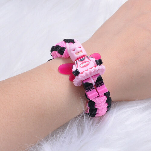Personality Fashion Building Block Bracelet Children Dolls Men and Women Jewelry
