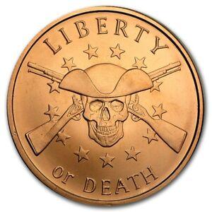 1-oz-Copper-Round-Liberty-or-Death