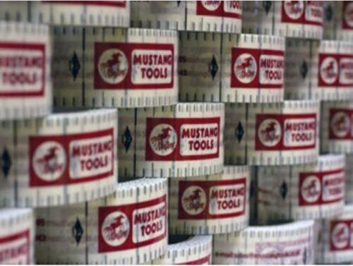 Marca//calibre Mustang Cinta Adhesiva 33 M x 36 mm cantidad descuentos en los gastos de los perfiles de ladrillo
