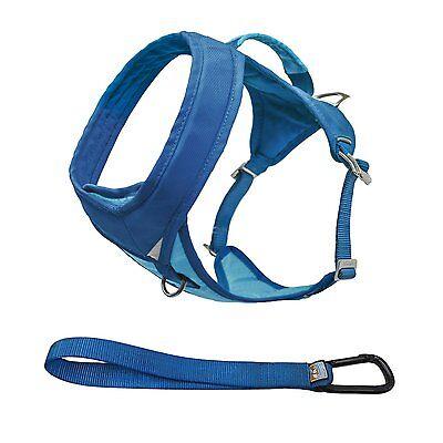 Beminnelijk Kurgo Go-tech Adventure Blue Dog Harness, Small New