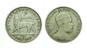 pcc1600-1-MENELIK-1-2-Birr-1889-Etiopia-Ethiopia-Silver