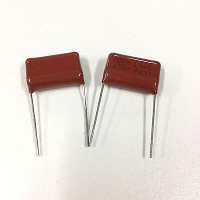 5pcs 250V 333 K 0.033uf 33nf 33000pf P8 CL21 CBB metal film capacitor