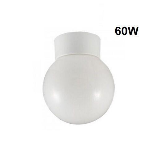 60W Bathroom Ceiling Globe Fitting BC Lamp IP44 **FREE P/&P**B60W Not Incl.