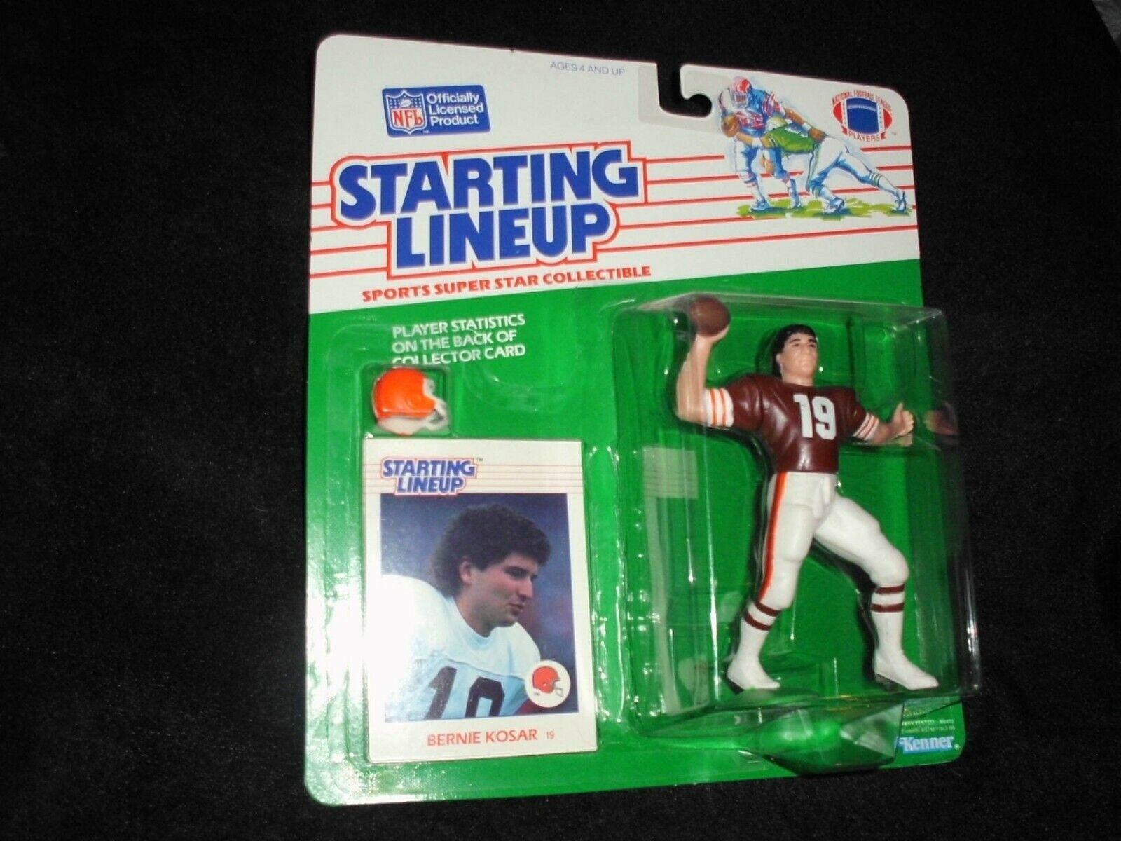 1988 SLU Bernie Kosar Cleveland brauns Rare in a Crisp Package 020219