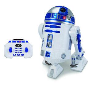 Star-Wars-RC-Fahrzeug-mit-Sound-und-Leuchtfunktion-Interaktiver-R2-D2-45-cm