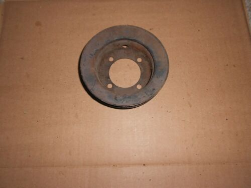 65-9 CORVAIR  BLOWER FAN PULLEY 3856616