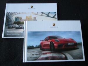 Porsche 991 GT3 Hardback Brochure 991.2 USA