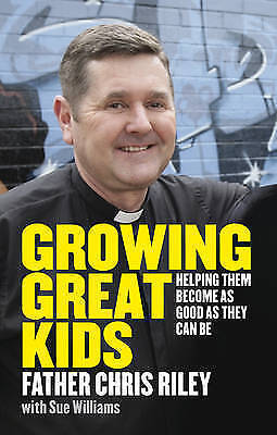 1 of 1 - Growing Great Kids by Father Chris Riley (Paperback, 2015)