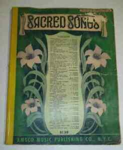 Sacred-Songs-1940-Music-Book