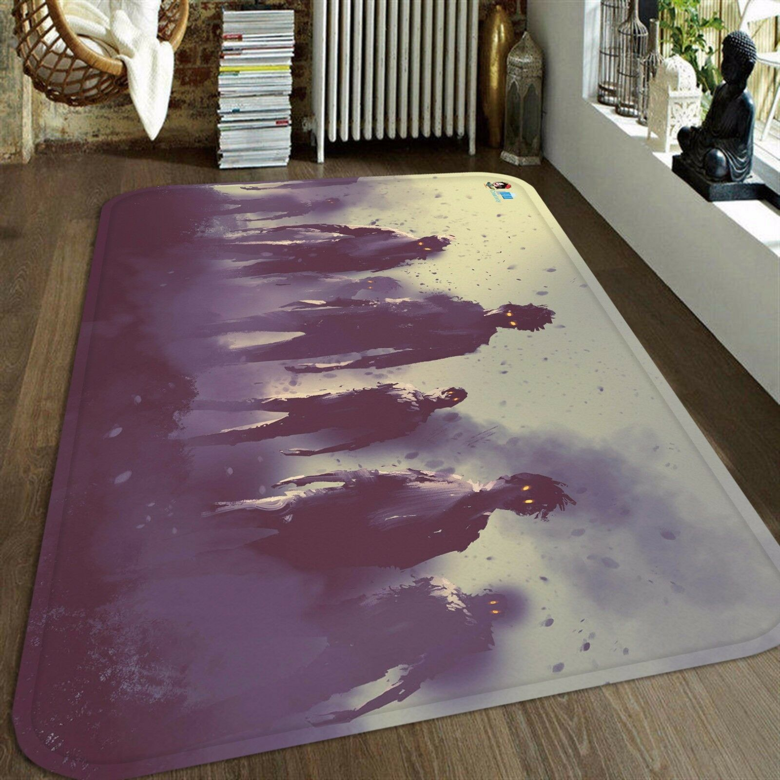 3D Shadow Adorn 48 Non Slip Rug Mat Room Room Room Mat Quality Elegant Photo Carpet CA bdb965