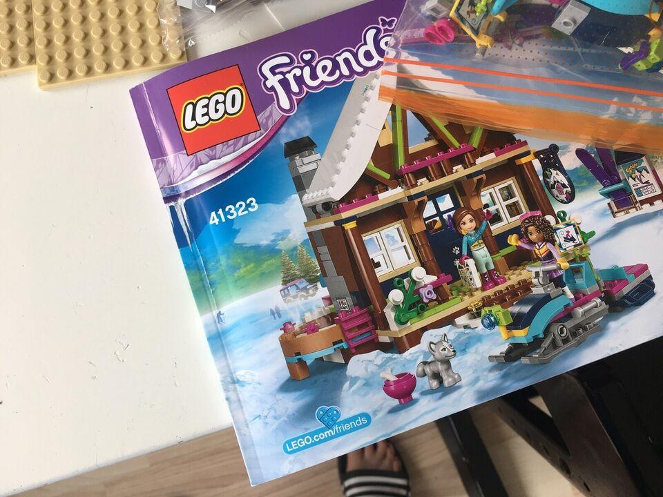 Lego Friends, Hytte 41323