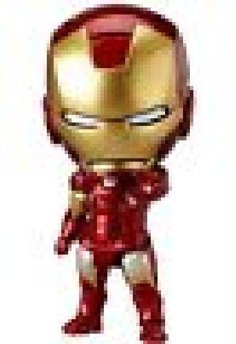 NendGoldid 284 The Avengers Iron Man Mark 7   Hero's Edition Figur Gute Lächeln