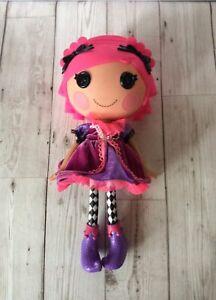 """Enthousiaste Lalaloopsy Poupée-confettis Carnaval Doll 12"""" Avec Hauteur Orignal Robe Rare-afficher Le Titre D'origine Remise GéNéRale Sur La Vente 50-70%"""