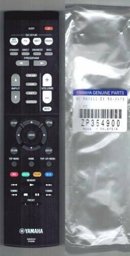 New Yamaha Receiver Remote Control RAV533 ZP35490 RX-V479 RX-V479BL RX-V579
