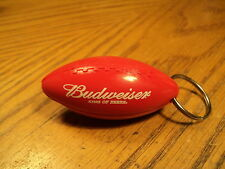 """Budweiser Football Bottle Opener KeyChain Tool - 3-1/4"""""""