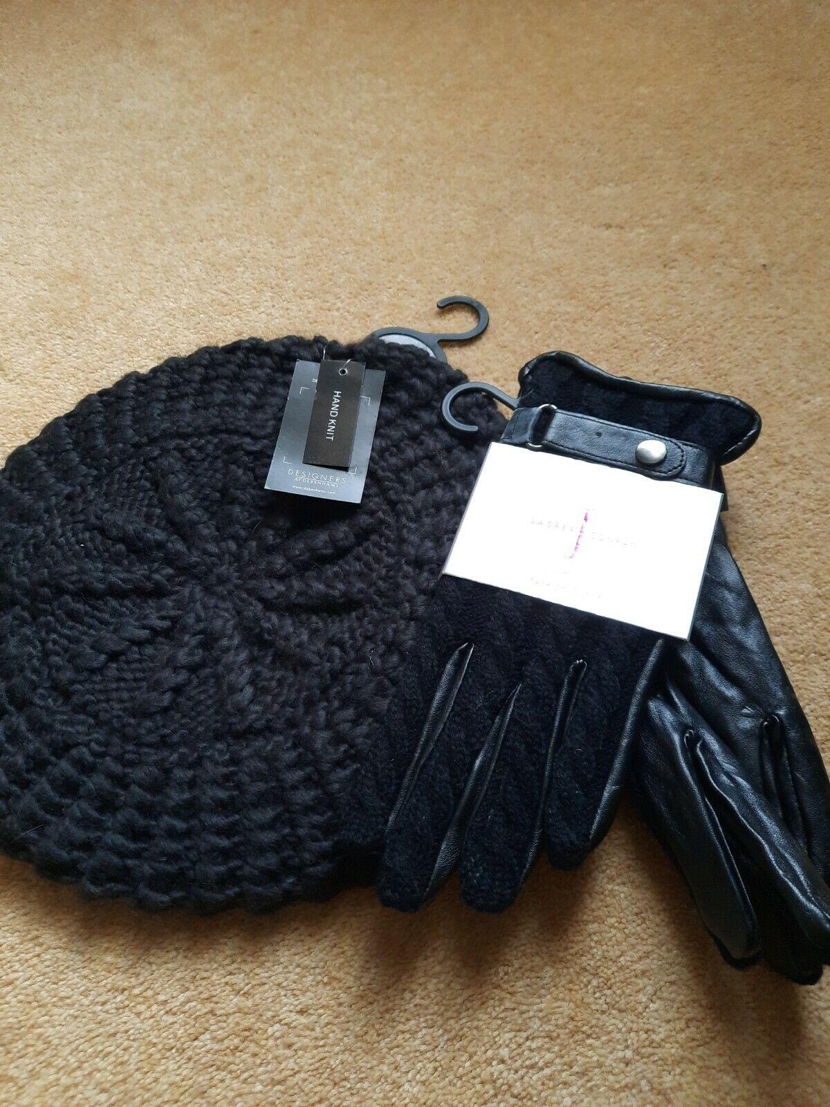 Jasper Conran Hat And Gloves