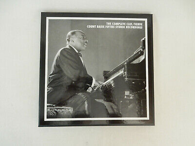 The Complete Clef/Verve Count Basie Fifties Studio Recordings (MD8-229)  602498820254   eBay