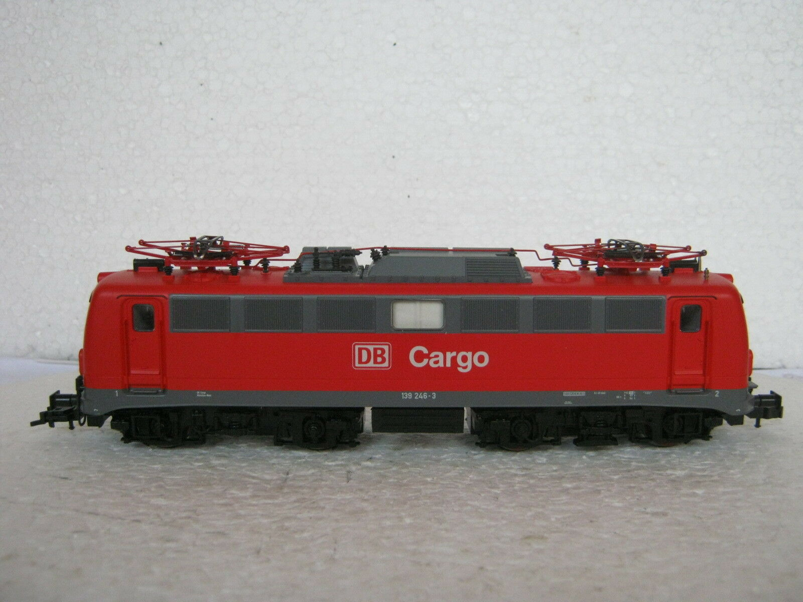 Digital roco ho DC 43386 e Lok Lok Lok BR 139 246-3 DB autogo (rg cn 154-79s7 3) 64c905